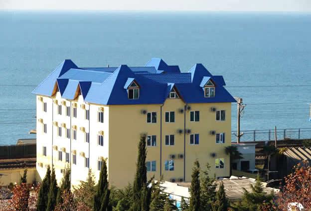 Гостиница 'Мираж' Адлер