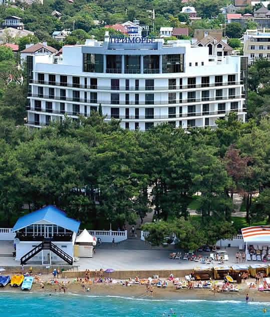 геленджик приморье отель фото