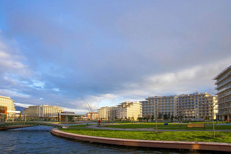 азимут адлер отель фото