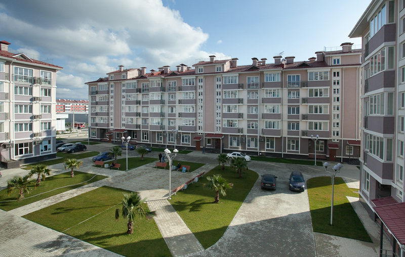 Курортный отель Бархатные сезоны Екатерининский квартал 3
